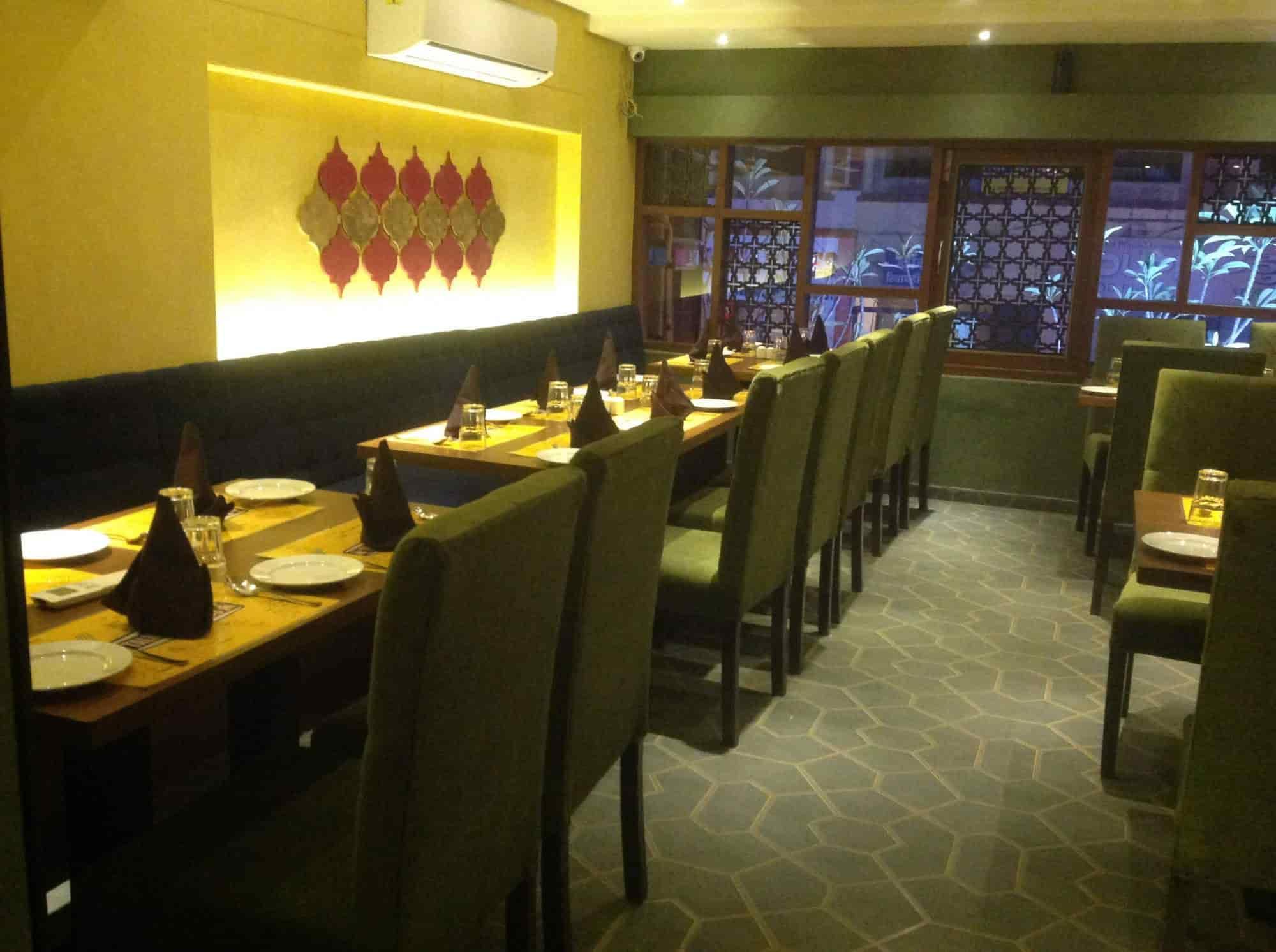 Talking hands restaurant nagpur