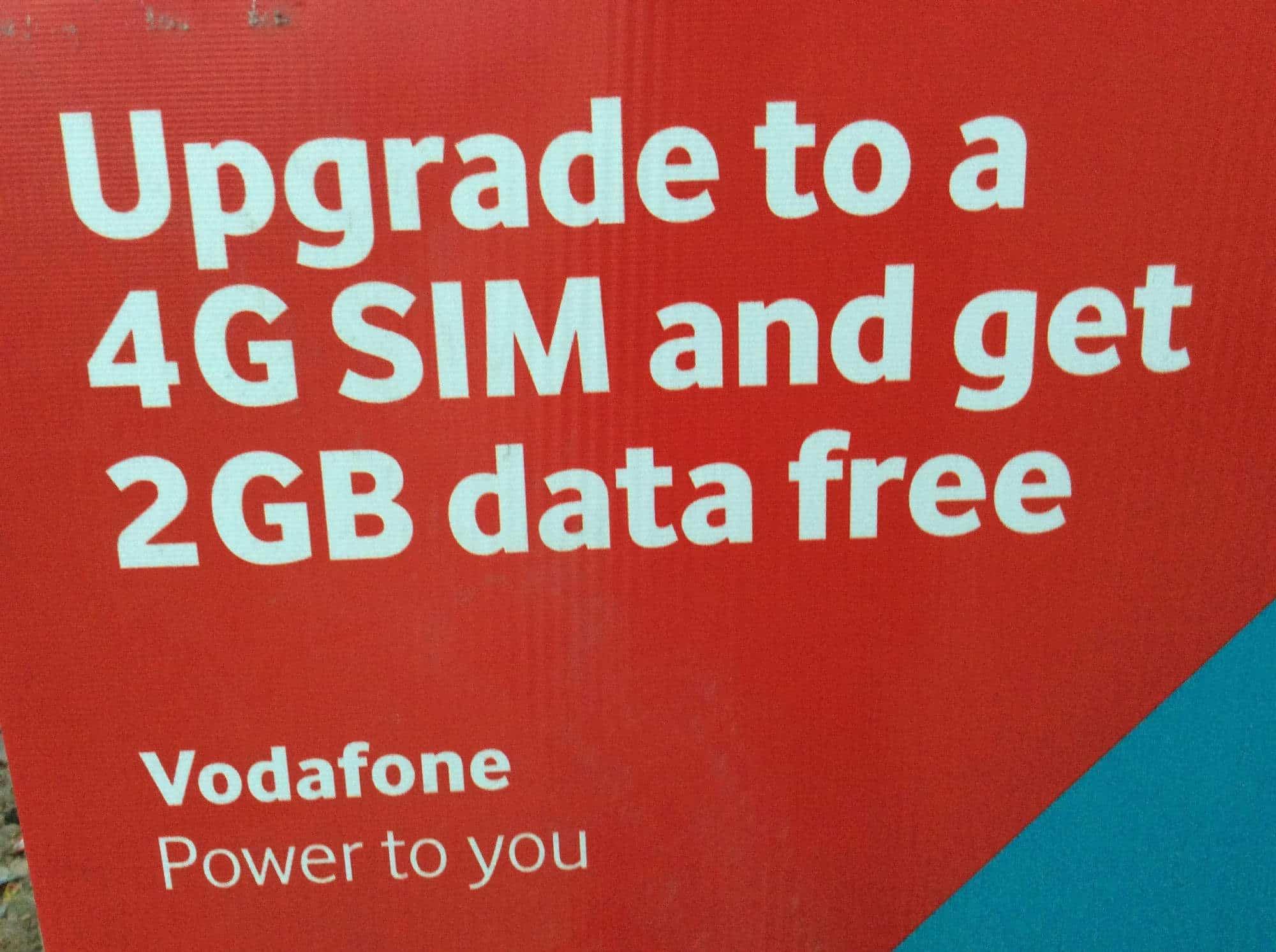 Vodafone Mini Store, Pipla - Postpaid Mobile Phone Simcard