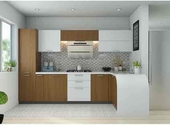 ... Modular Kitchen   Lifestyle Kitchens Photos, Tatya Tope Nagar, Nagpur    Modular Kitchen Dealers ...
