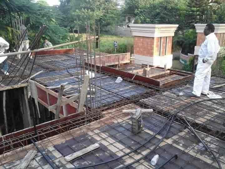 ARKSTONE DESIGNS AND CONSTRUCTIONS, Jafar Nagar - Interior