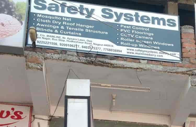Safety Systems, Hudkeswar Road - Mosquito Net Manufacturers