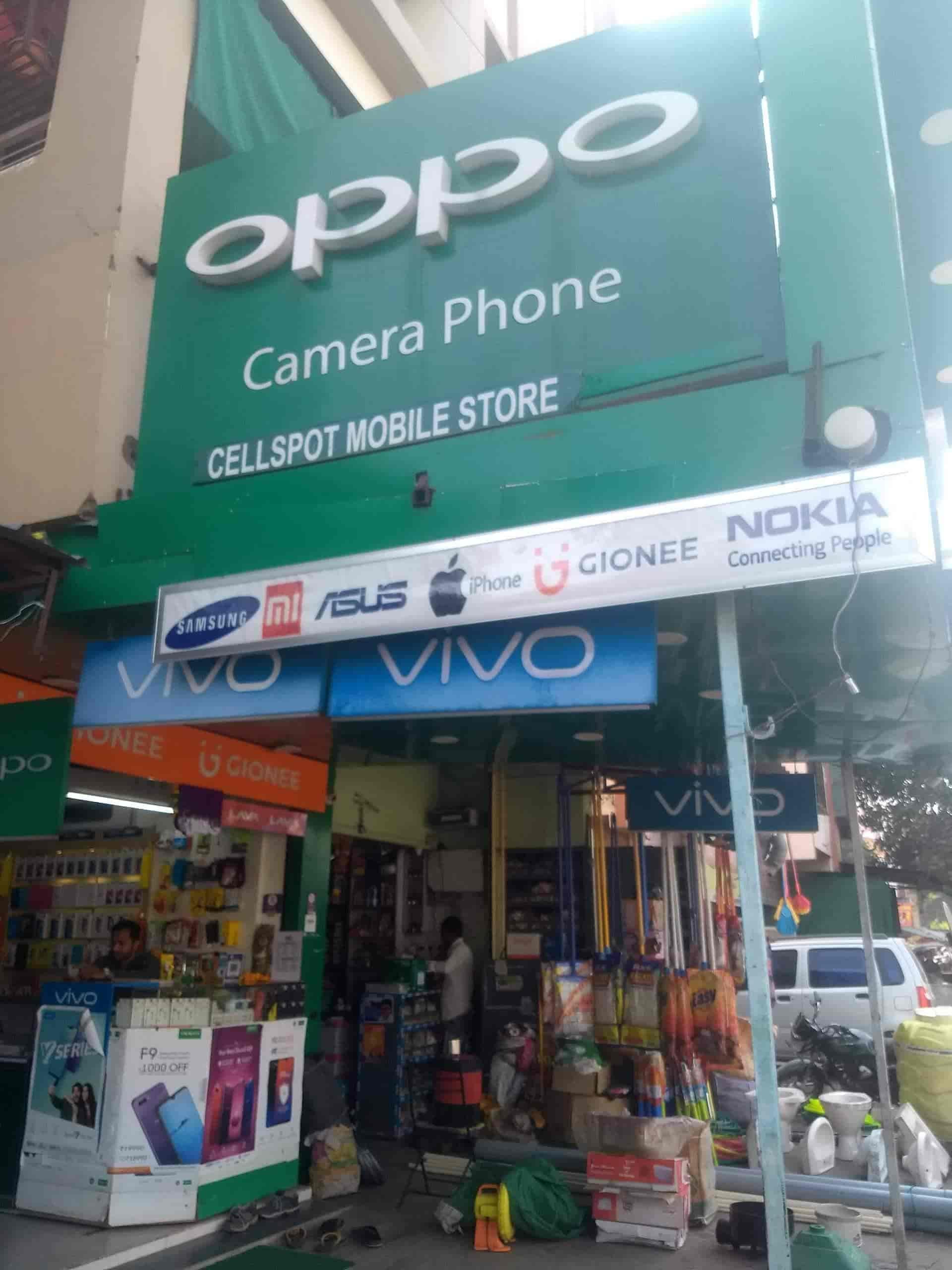 Cells Spot Mobile Shop Photos, Nandanvan Colony, Nagpur