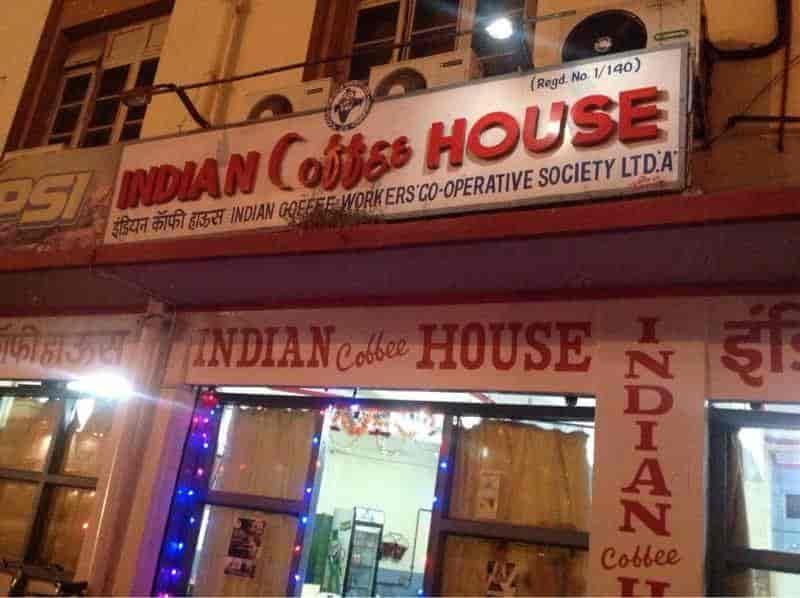 Indian Coffee House, Sadar Bazar, Nagpur - Breakfast, Fast Food ...