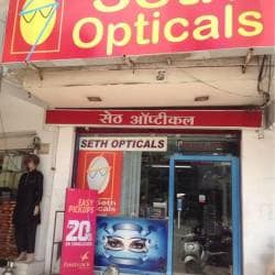 2cf07a2cdf8 Front View Of Optical Store - Seth Opticals Photos