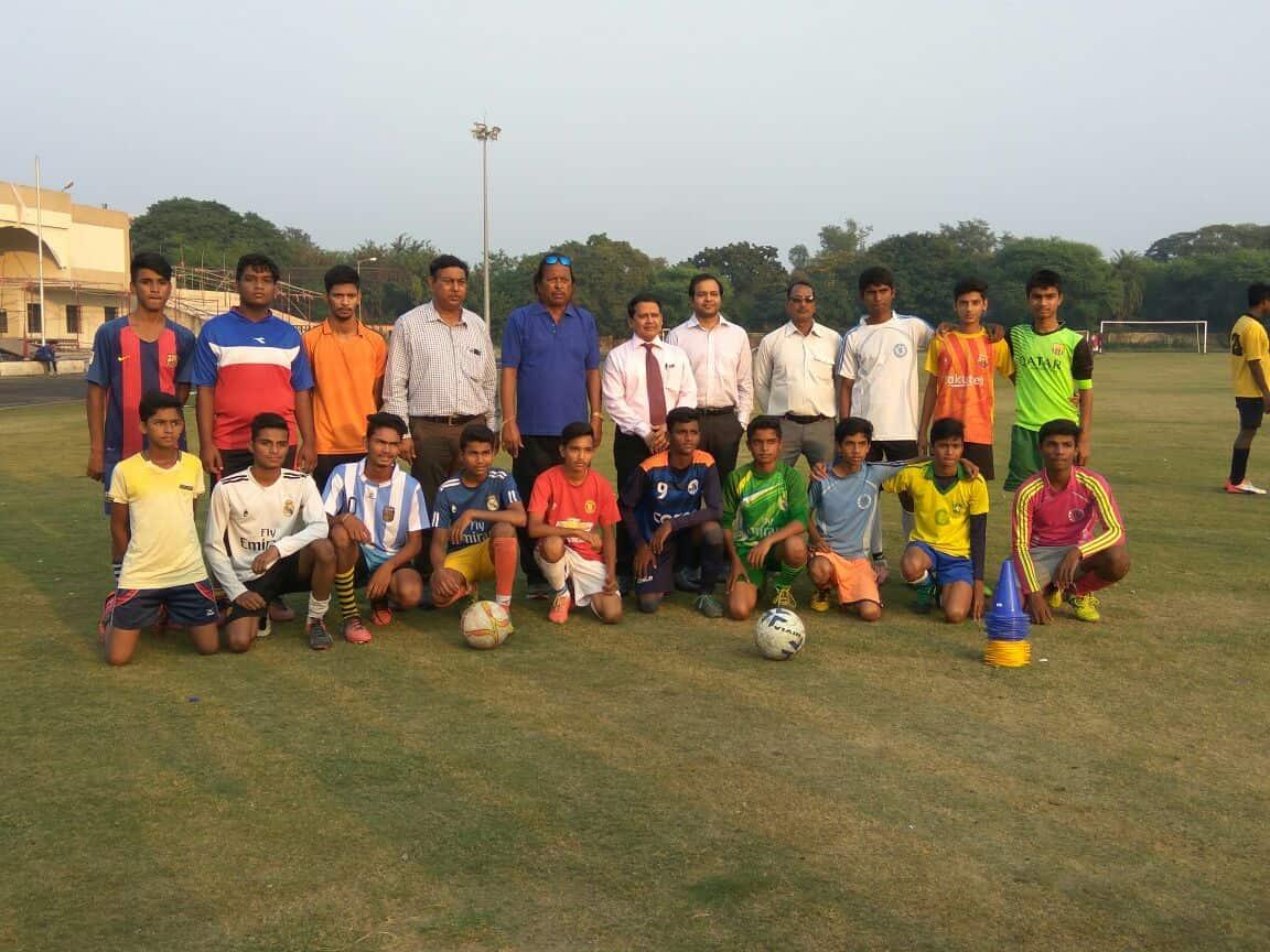 Nagpur Football Club, Ravi Nagar - Football Coaching Classes