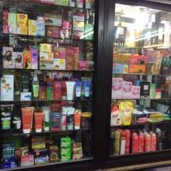 f5593ad748b ... Inside View of Beauty Product Shop - New Krishna General Store Photos
