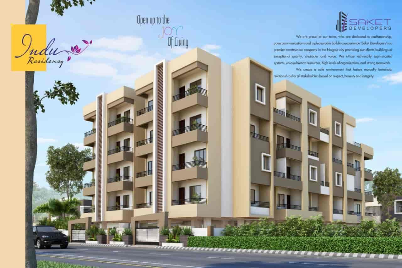 - Saket Developers Images, Sitabuldi, Nagpur - Builders