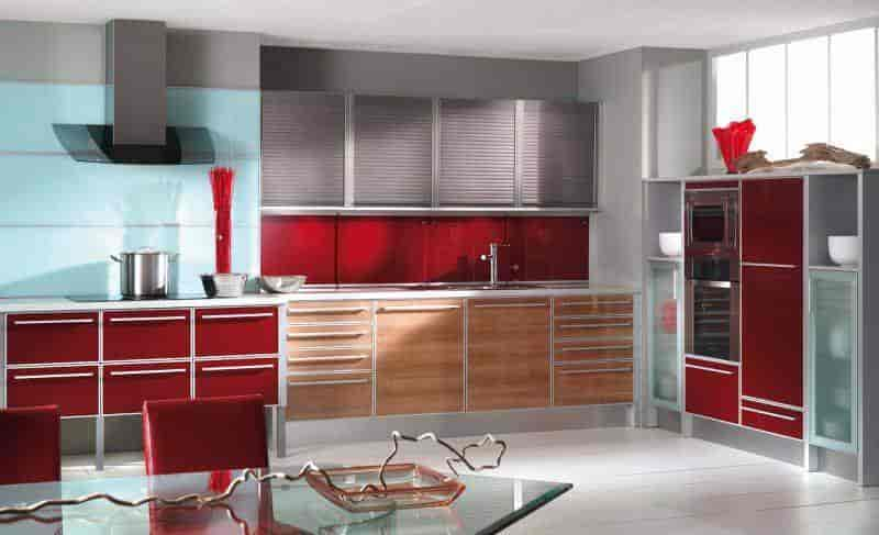 Modular kitchen Design - Dhok And Associates Images, Abhyankar Nagar, Nagpur - Interior Designers