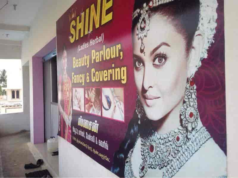 Shine Ladies Beauty Parlour Andagalur Beauty Parlours In Namakkal Justdial