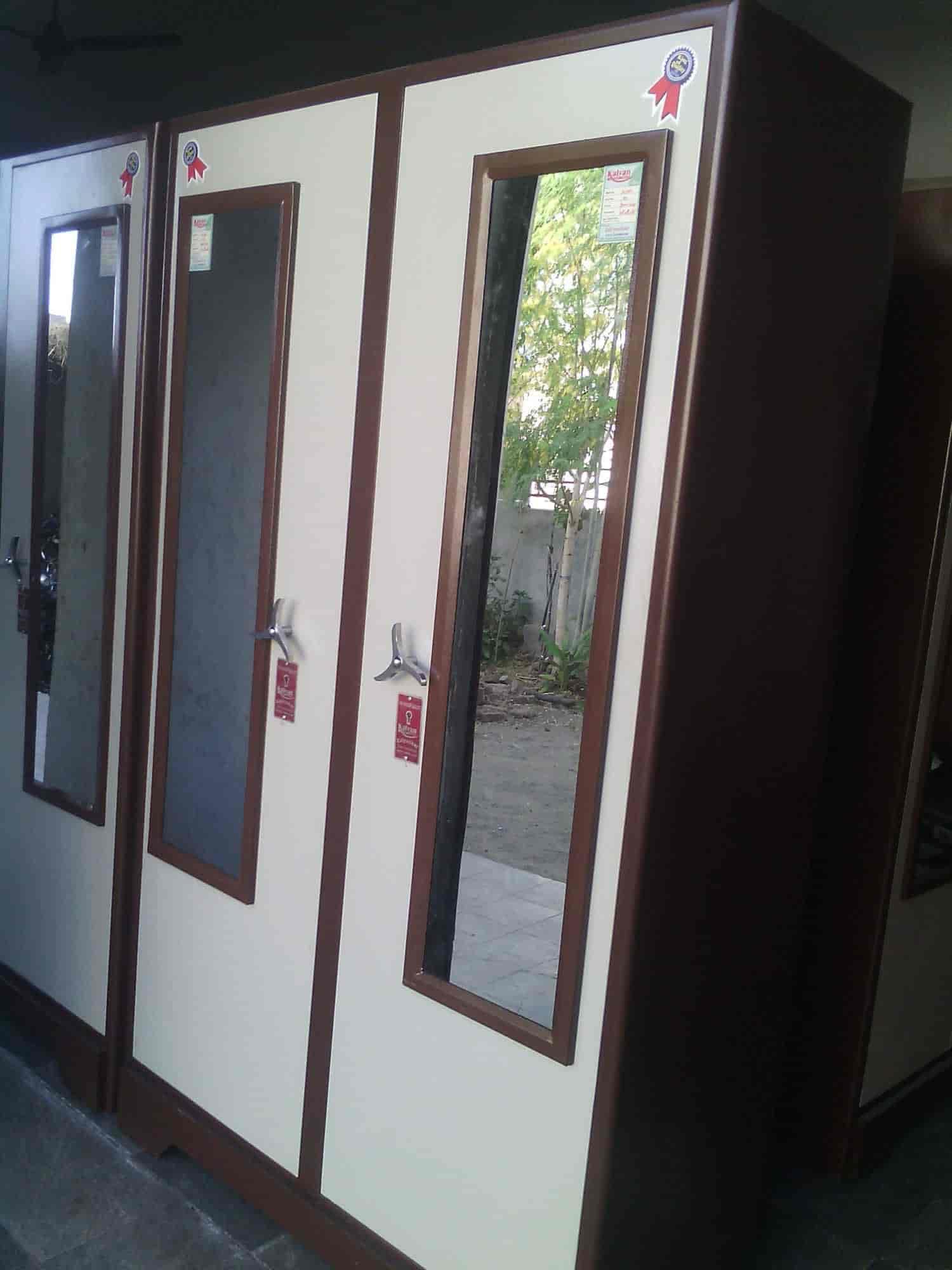 Steel Almirah  Kalyan Steel & Furniture Showroom Photos, ,