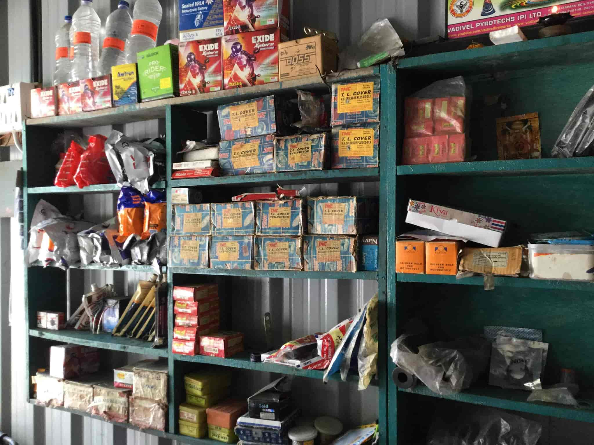 Ramdevbaba Autombiles, Anand Nagar Chowk - Garages in Nanded