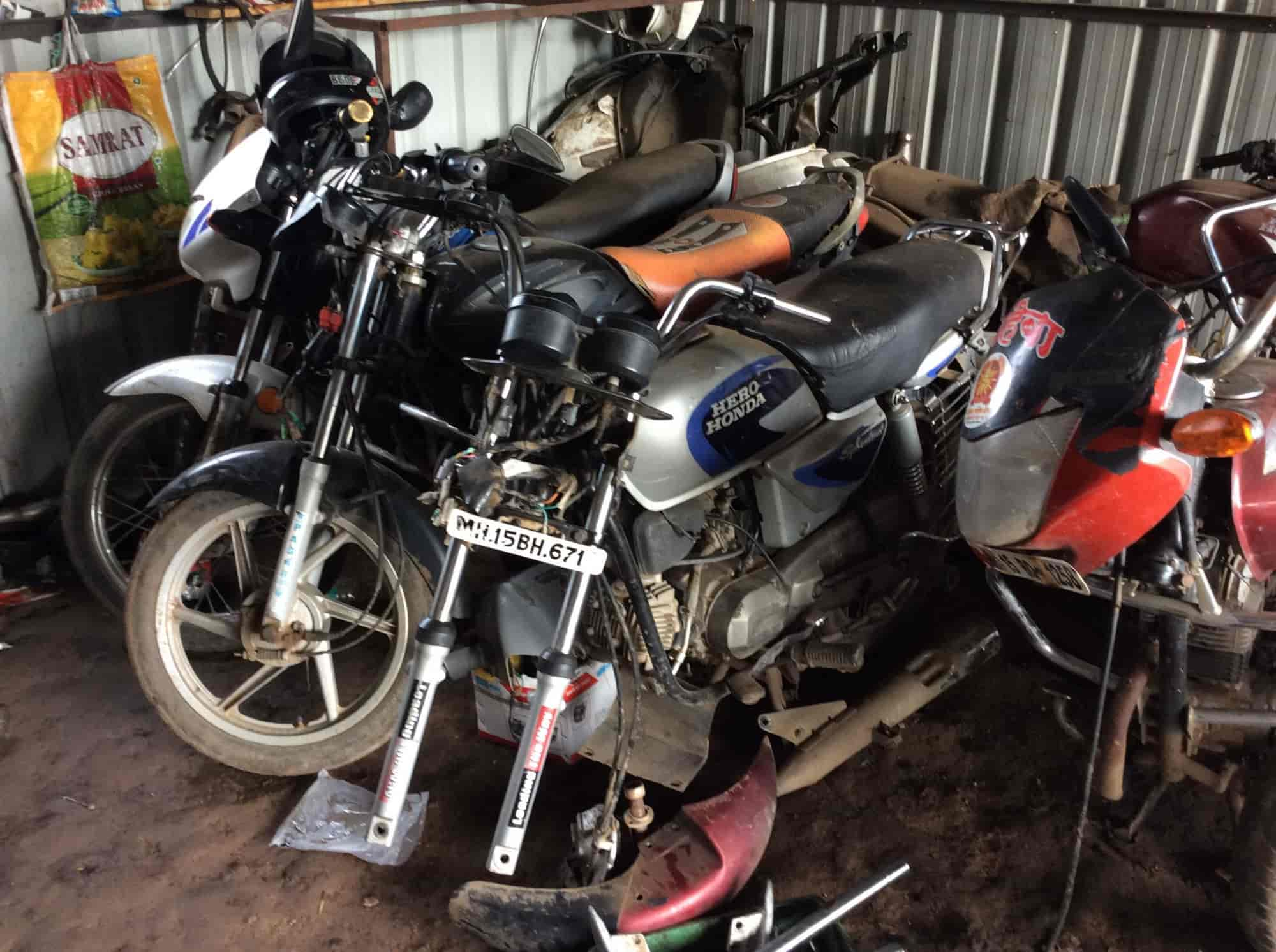 Om Sairam Motorcycle Garage Photos Janori Nashik Pictures