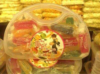 New Magic Jelly Sweets Photos, CBS, Nashik- Pictures & Images