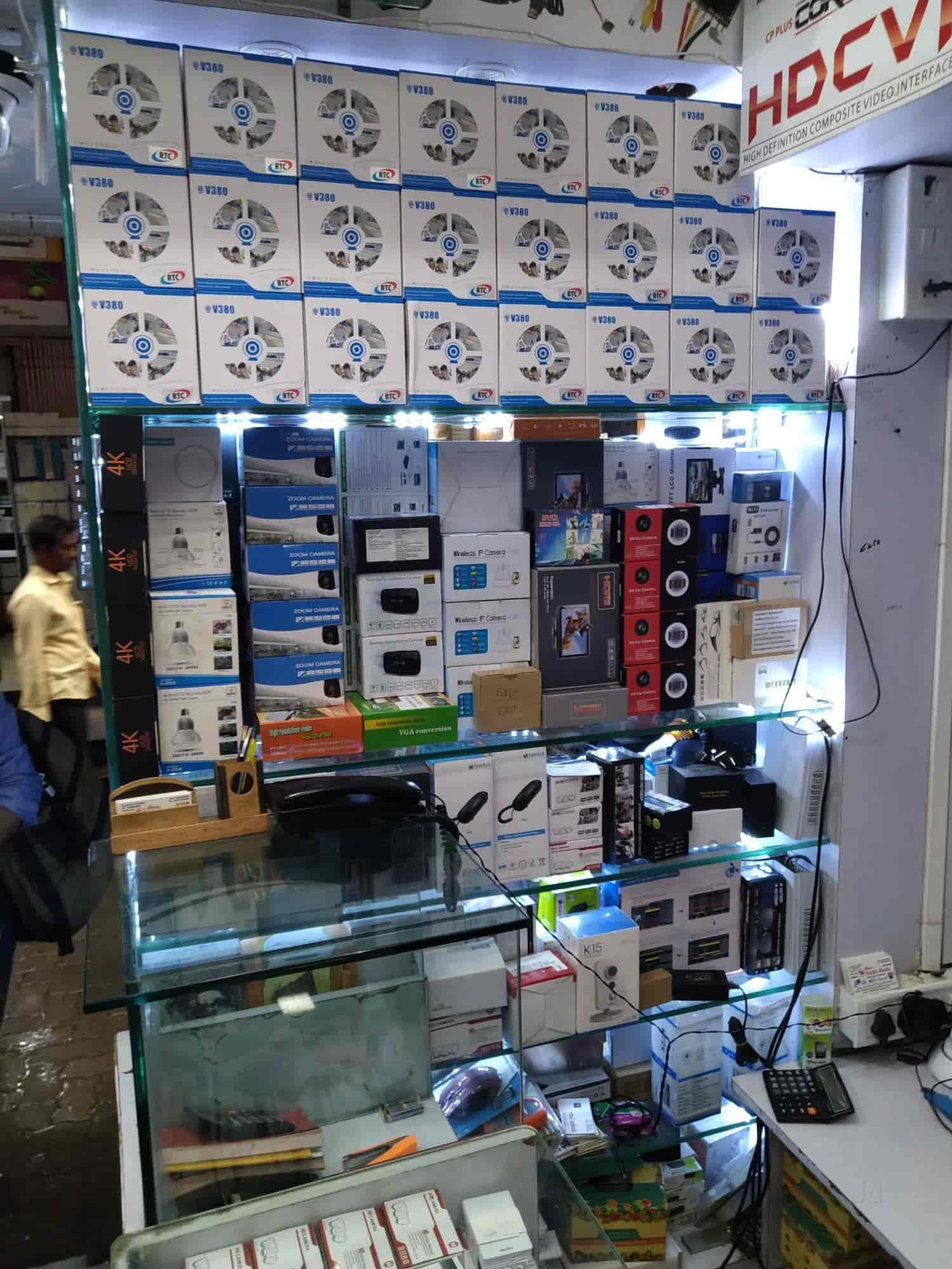 SS Trackers And Security Systems, CIDCO - CCTV Dealers in Nashik