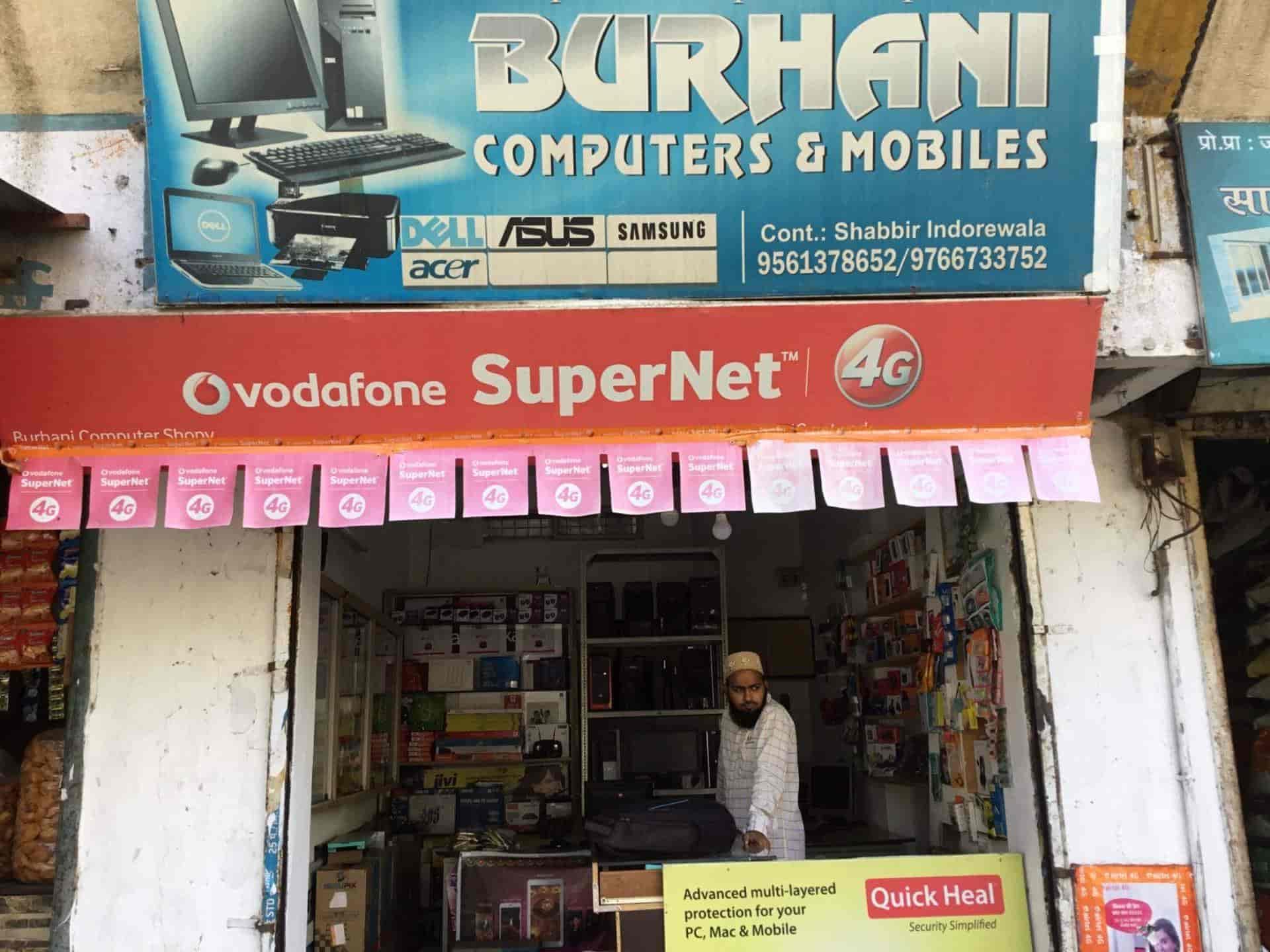 Burhani Computer & Mobiles, Wadala - Mobile Phone Dealers in