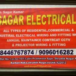 Sagar Electricals, Shramik Nagar - Electricians in Nashik - Justdial