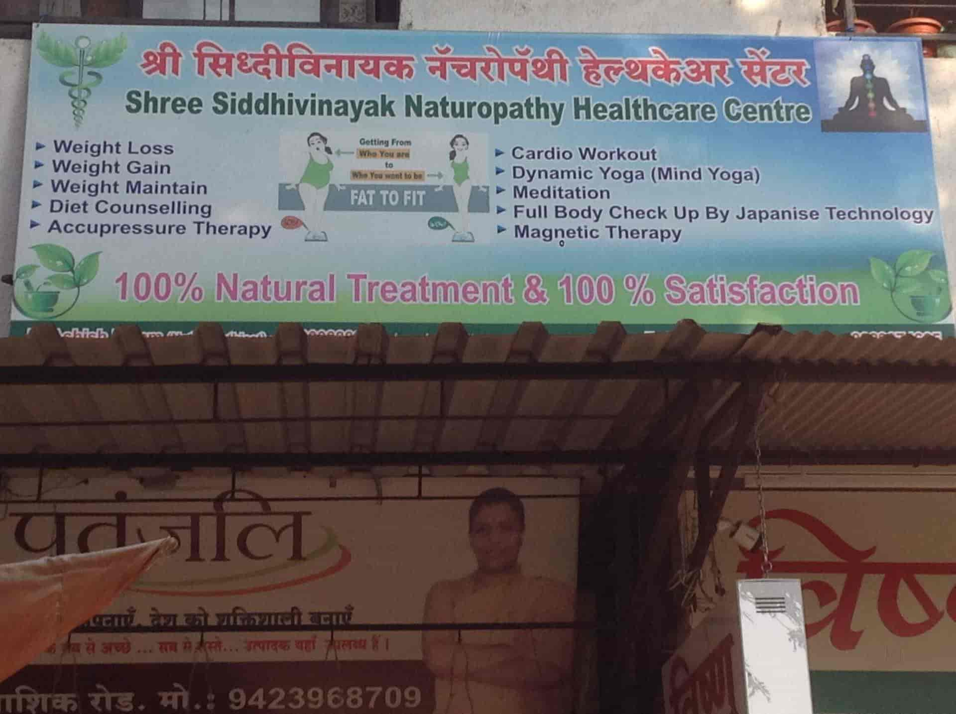 Naturopathy for weight loss in pune