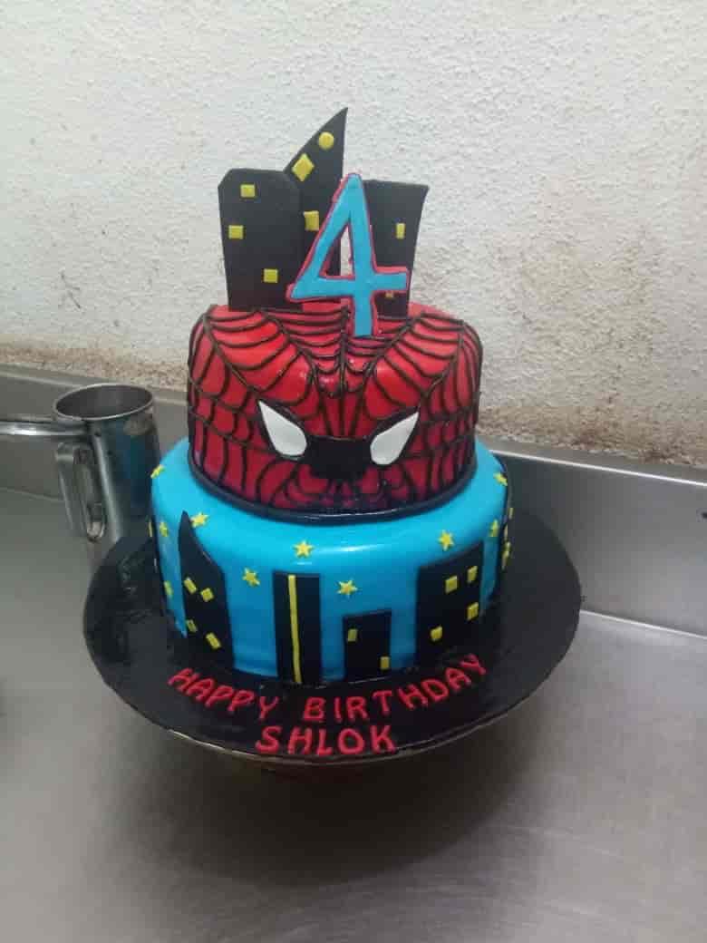 Celebration Cake Hub & Cafe, Nashik Road, Nashik - Cake