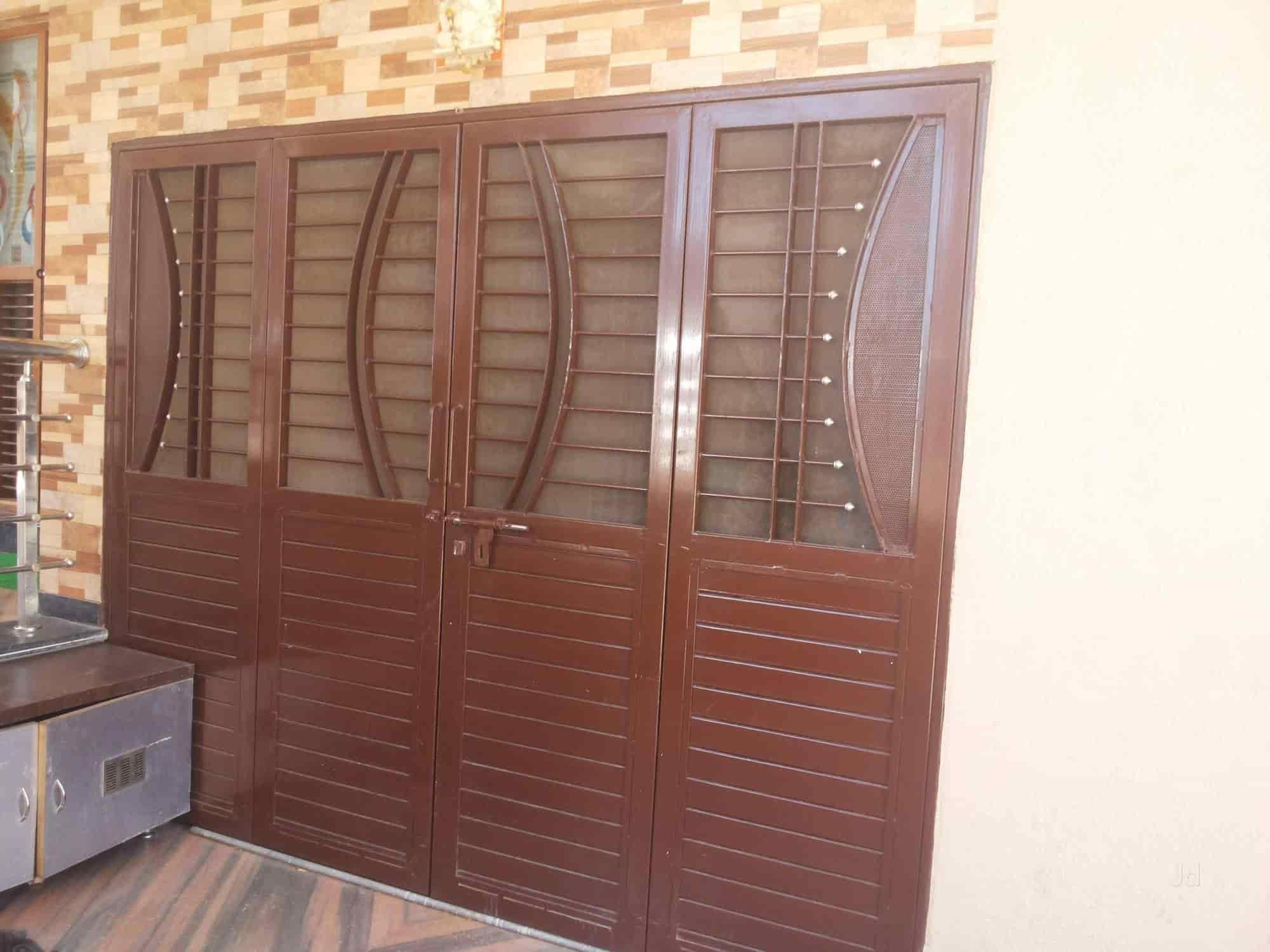 ... Fabrication Works For Door   Nashik Trading Company Photos, Dwarka,  Nashik   Fabricators ...