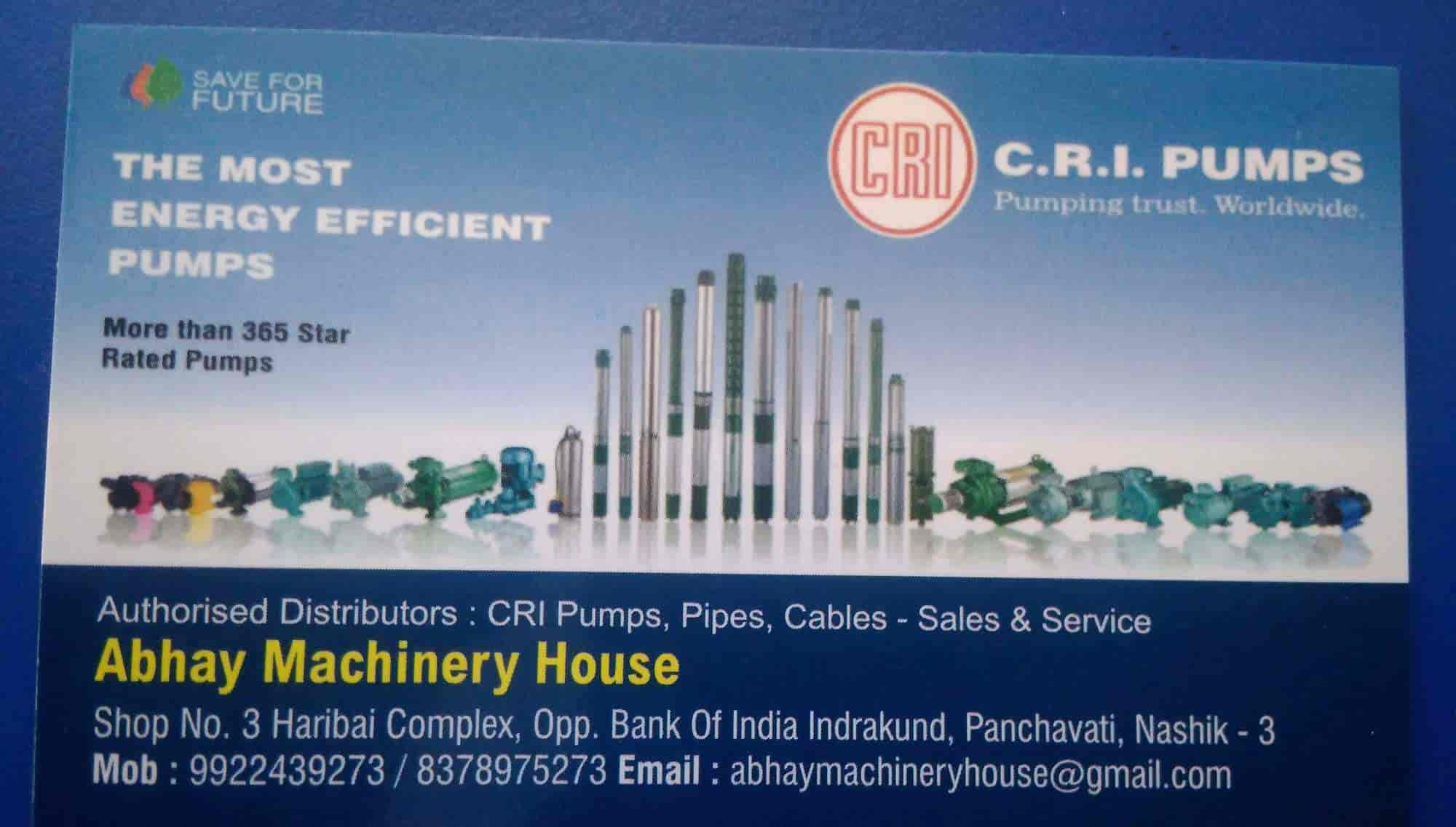 Abhay Machinery House