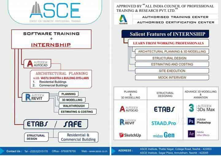 ASCE Academy Of Structural And Civil Engineers, College Road