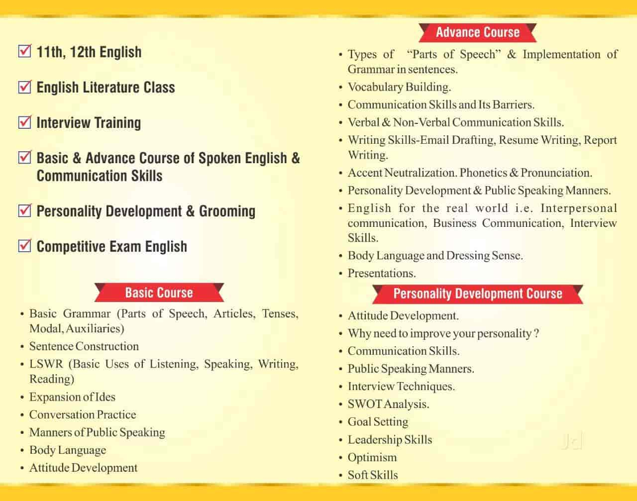English Learning Academy, College Road - Language Classes