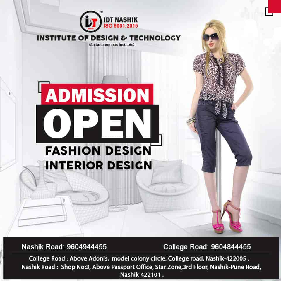 Idt Nashik Institute Of Design And Technology Photos Nashik Road Goa Pictures Images Gallery Justdial