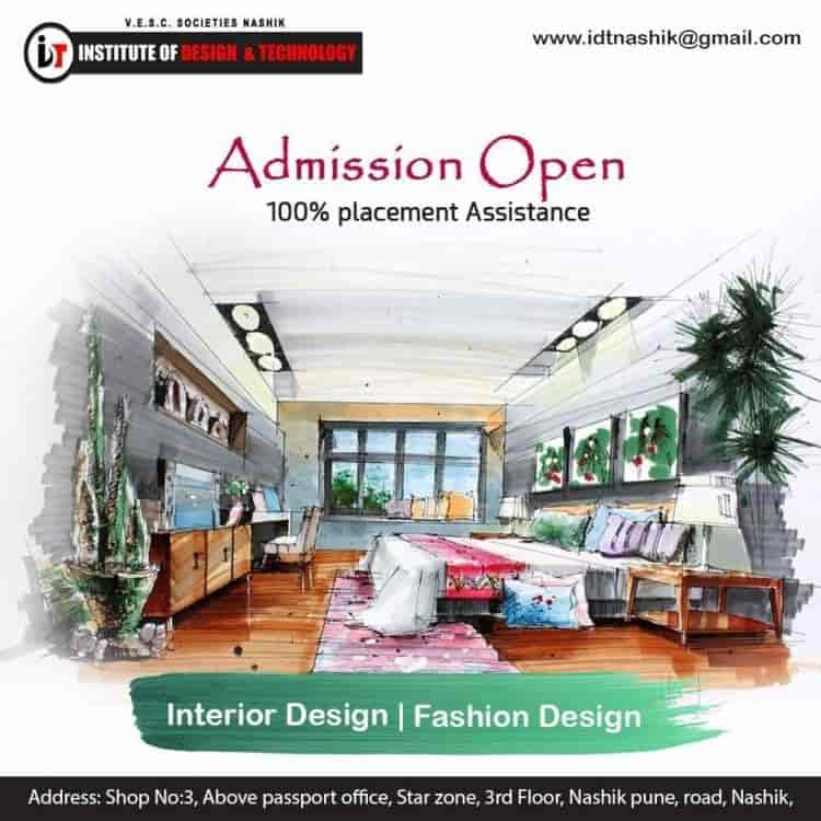Institute Of Design And Technology Nashik Road