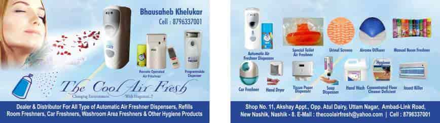 The Cool Air Fresh, Upendra Nagar - Cosmetic Dealers in Nashik