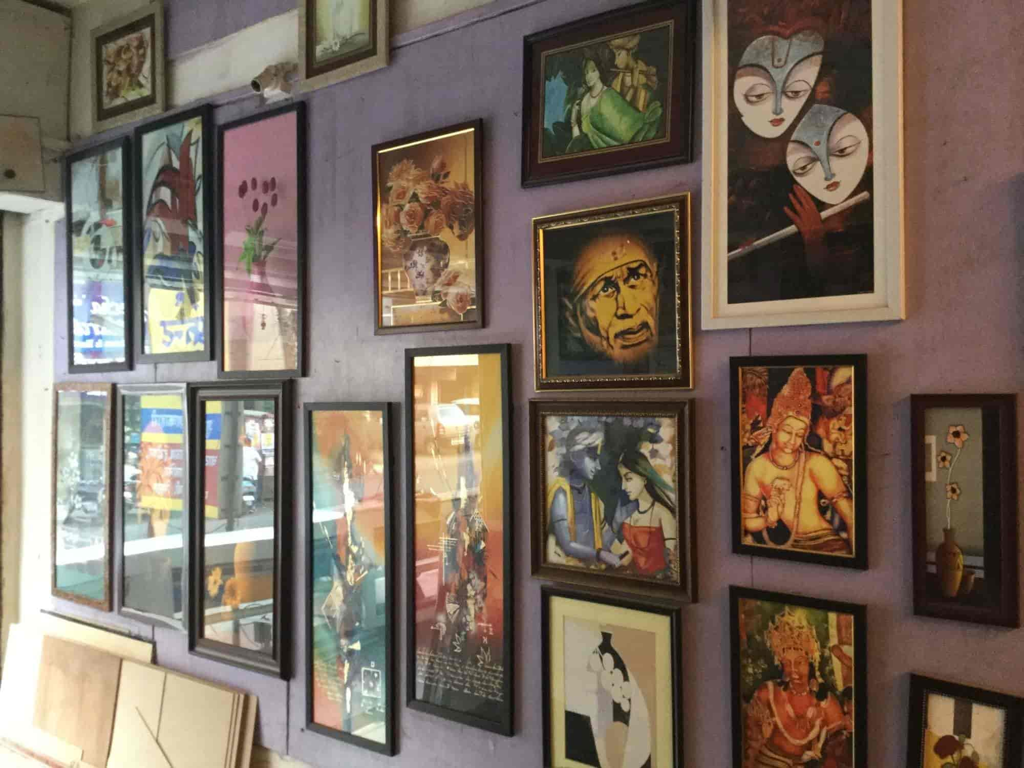 Art Gallery And Frames Photos, Sharanpur, Nashik- Pictures & Images ...