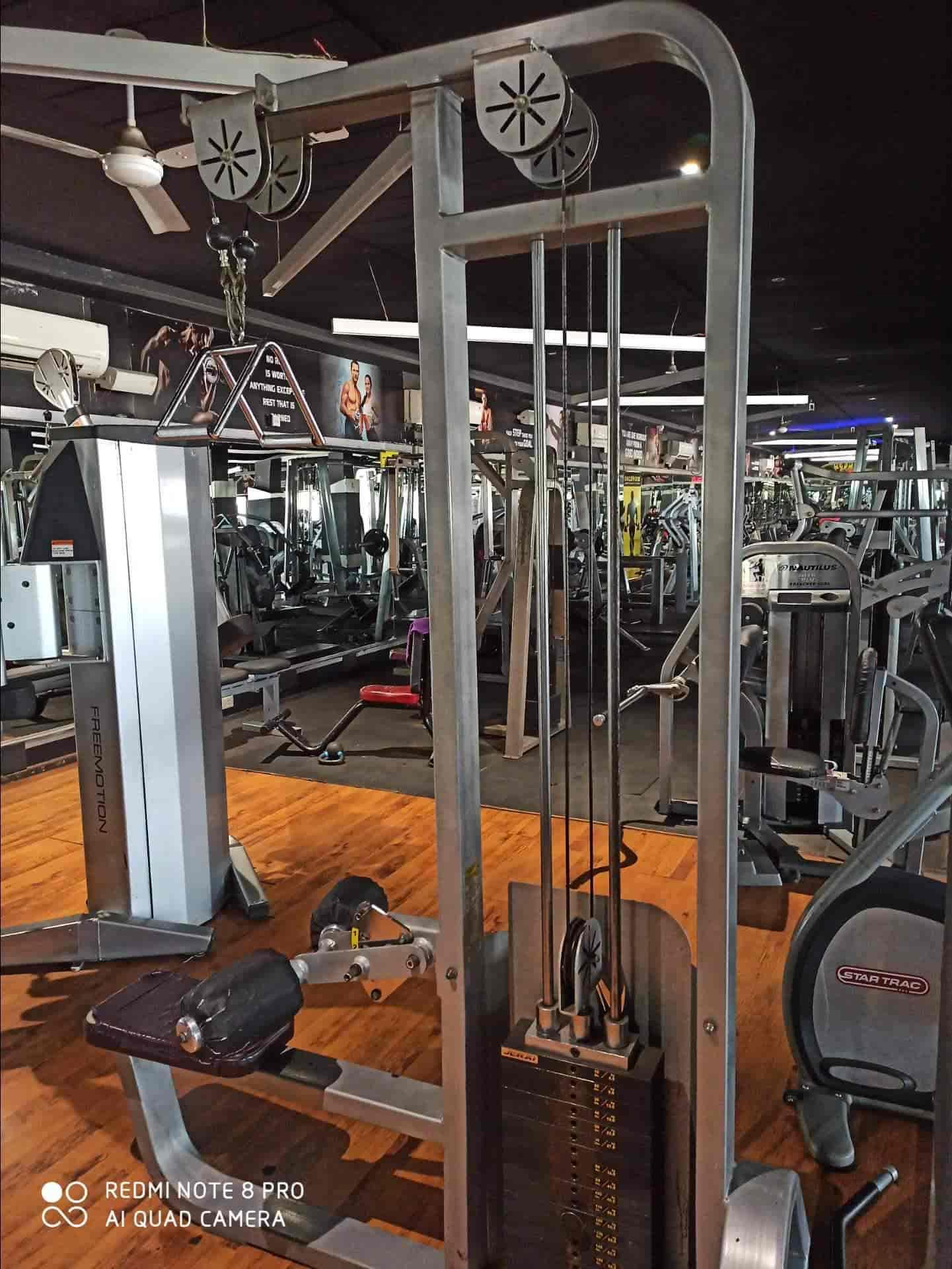 Girme Gym Equipments And Handicrafts, Canada Corner - Gymnasium Equipment  Dealers in Nashik - Justdial