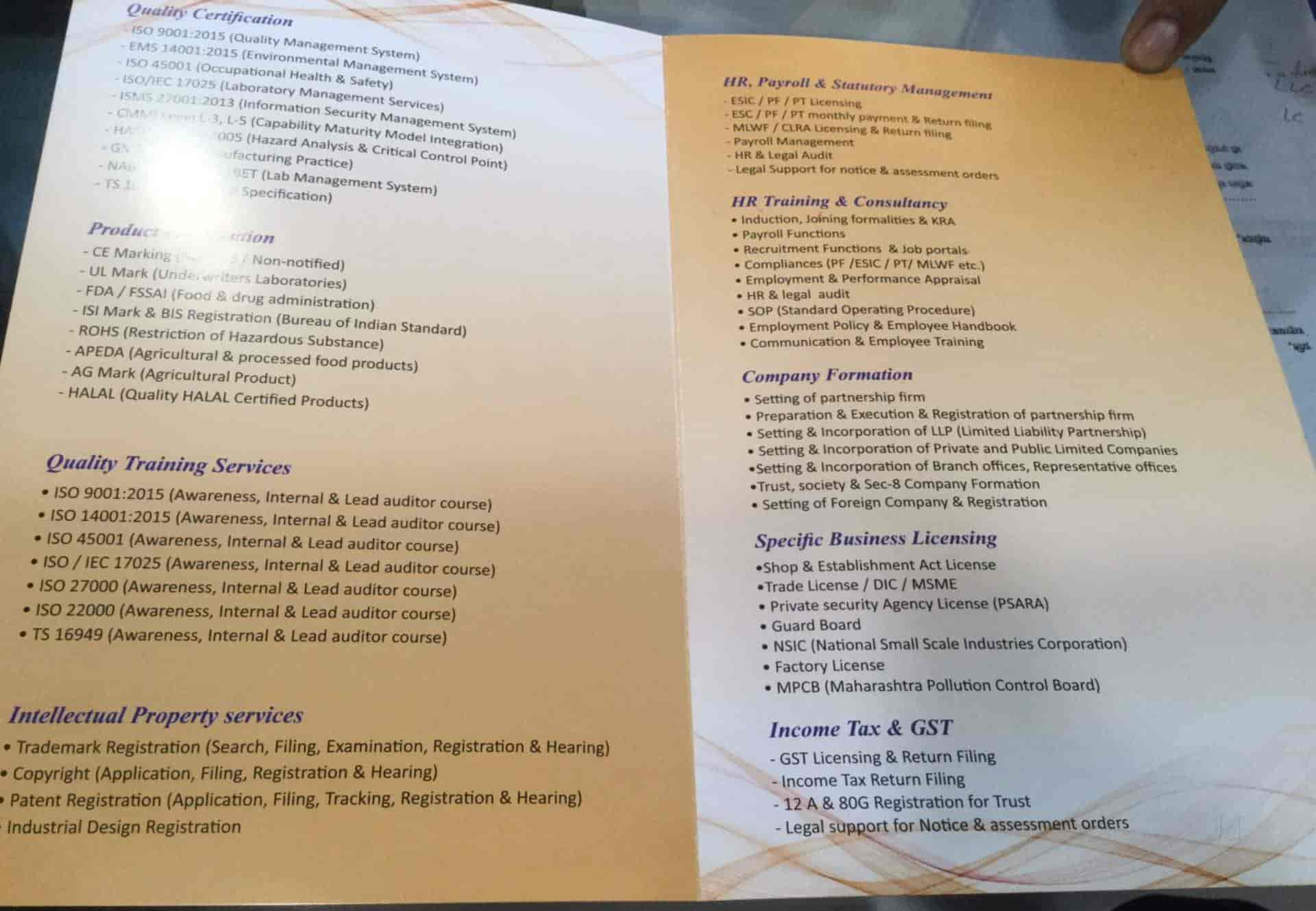 Biz Iuris Consulting India Pvt Ltd, Nashik Road - Business