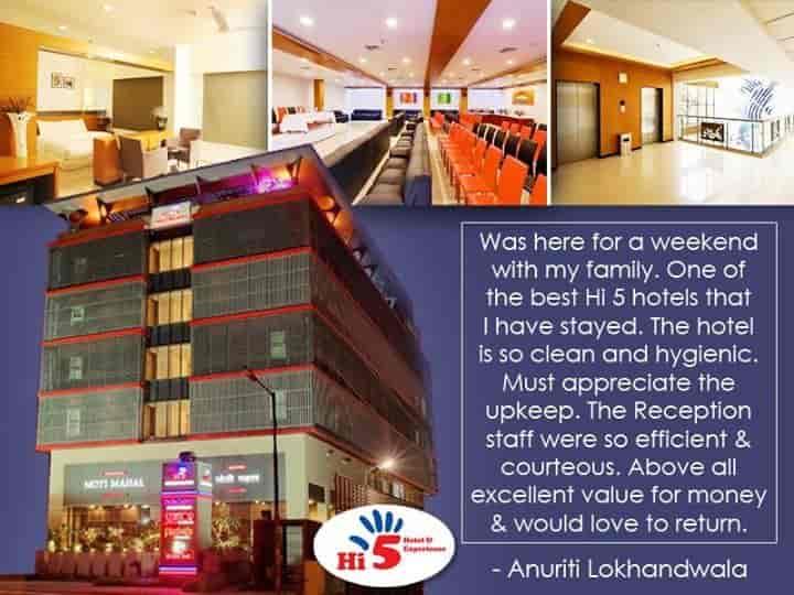 Hi 5 Hotel And Experience, Ambad - Hotels in nashik - Justdial