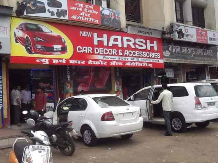 Front View Of Car Accessory New Harsh Decor Photos Nashik Road