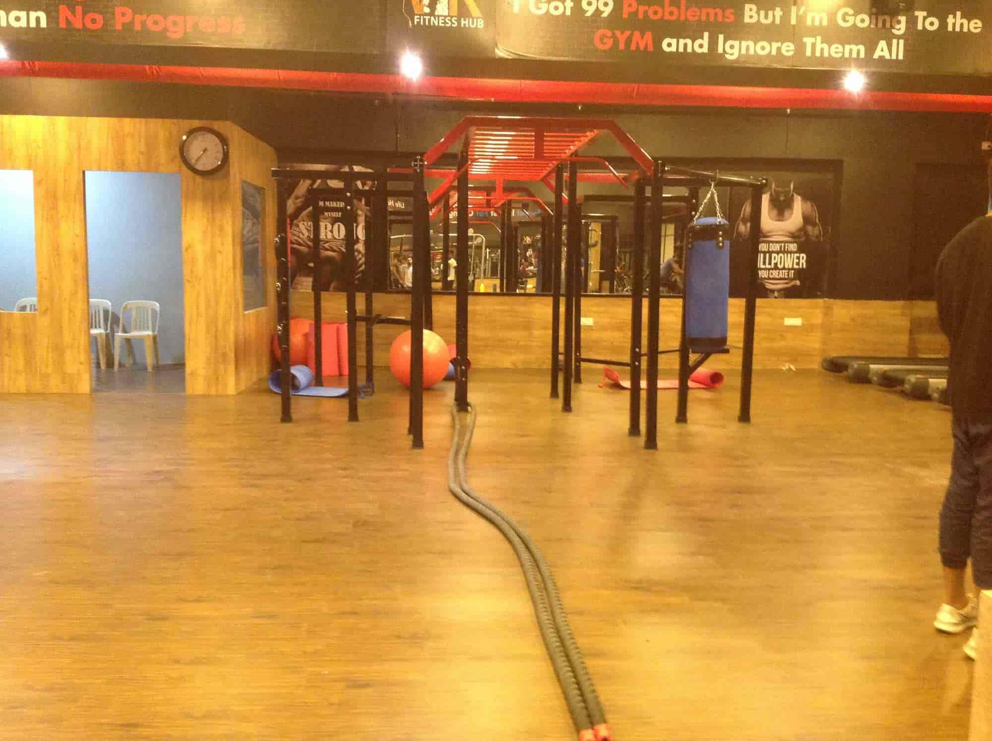 V K Fitness Hub, Gangapur Road - Gyms in Nashik - Justdial