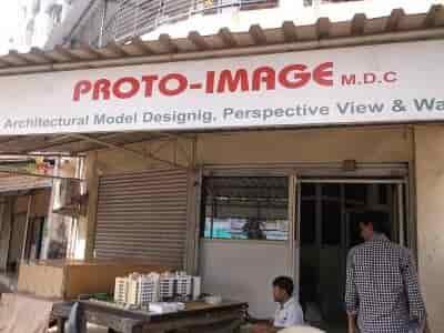 proto image model designing constructions sanpada architectural