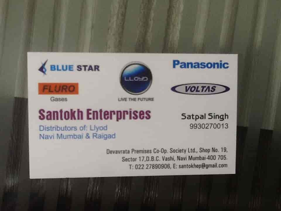 Santokh Enterprises, Vashi - AC Dealers in Navi Mumbai, Mumbai