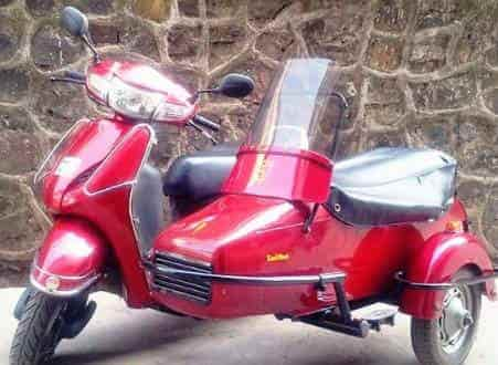 Cozy India (workshop), Rabale - Sidecar Manufacturers in