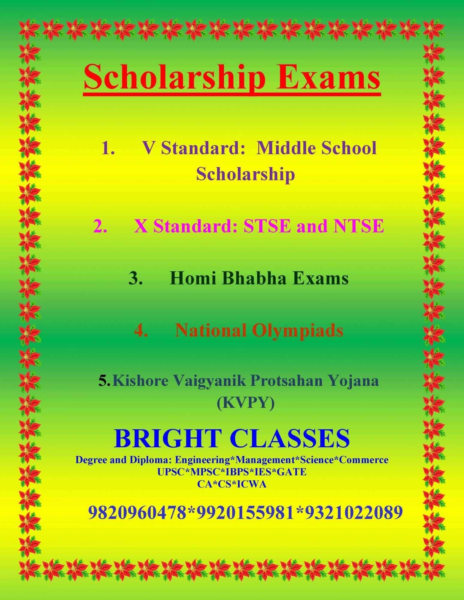 Bright Classes, Vashi Sector 17 - Tutorials in Navi Mumbai, Mumbai