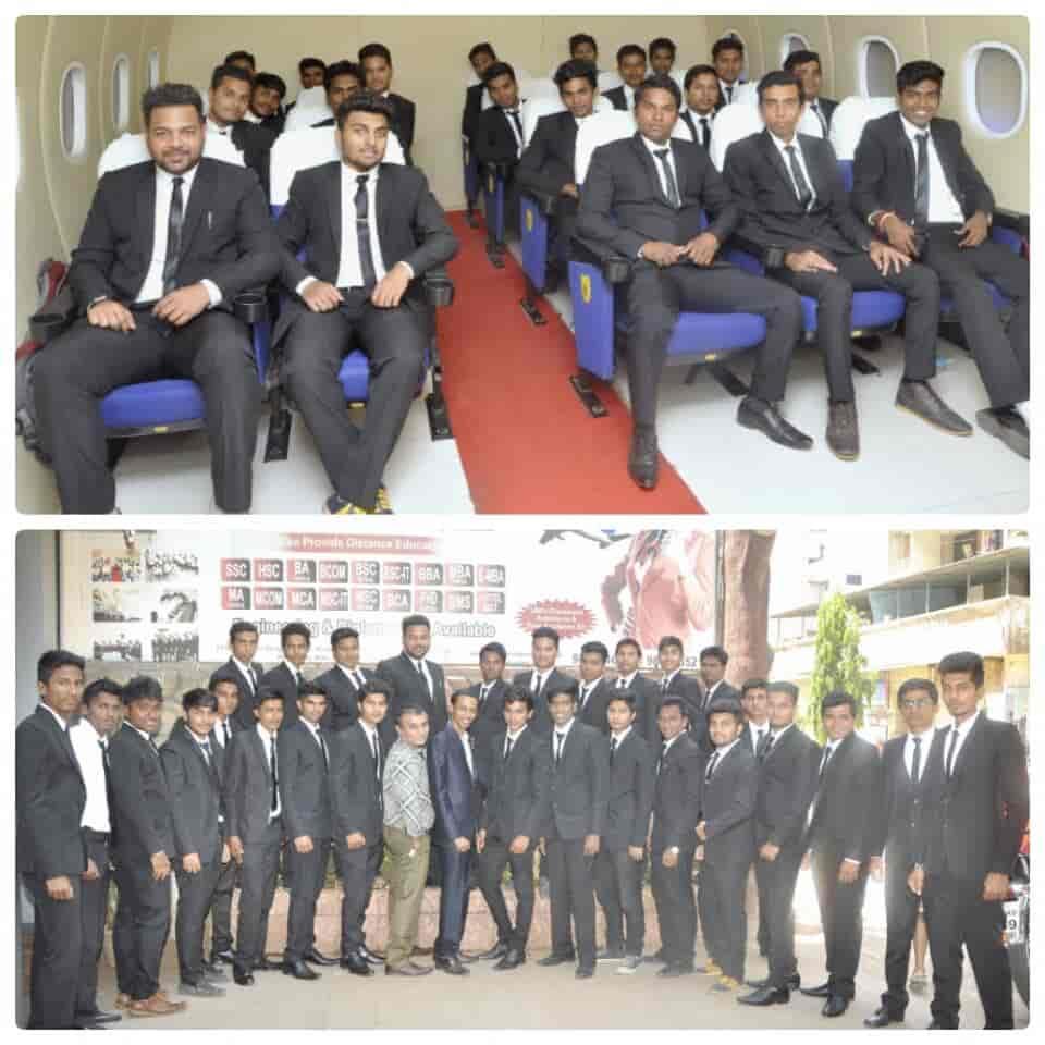 Global Aviation Academy, Kharghar - MBA Correspondence