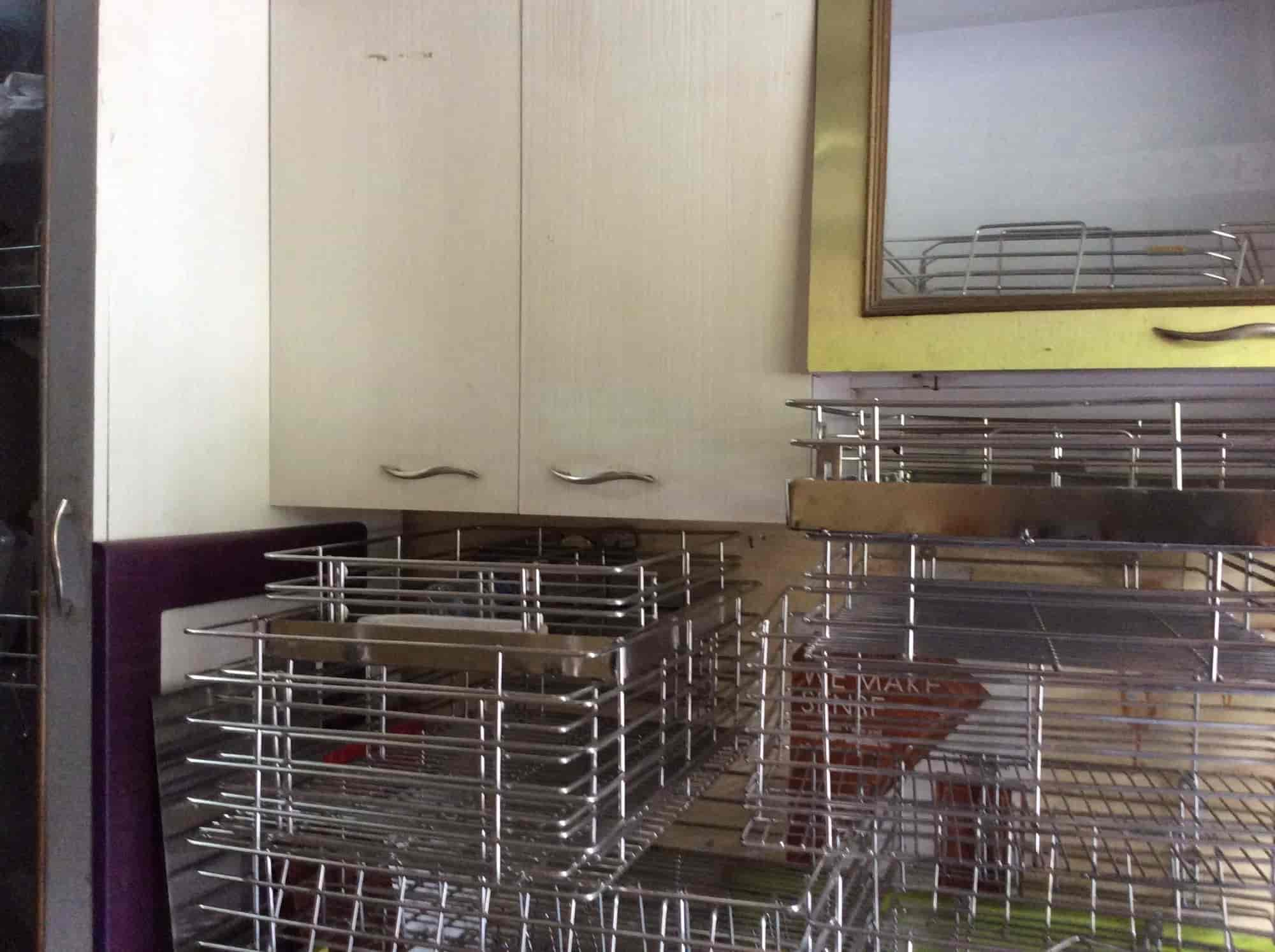 Ramdev Kitchen Cabinet Vashi Modular Kitchen