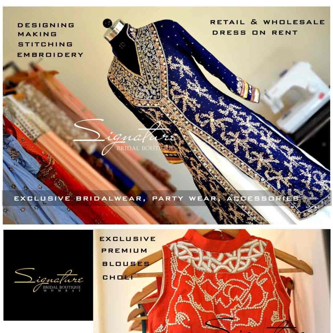 79a7291be7 Signature Designer Boutique, Kharghar - Tailors For Ladies in Navi Mumbai,  Mumbai - Justdial