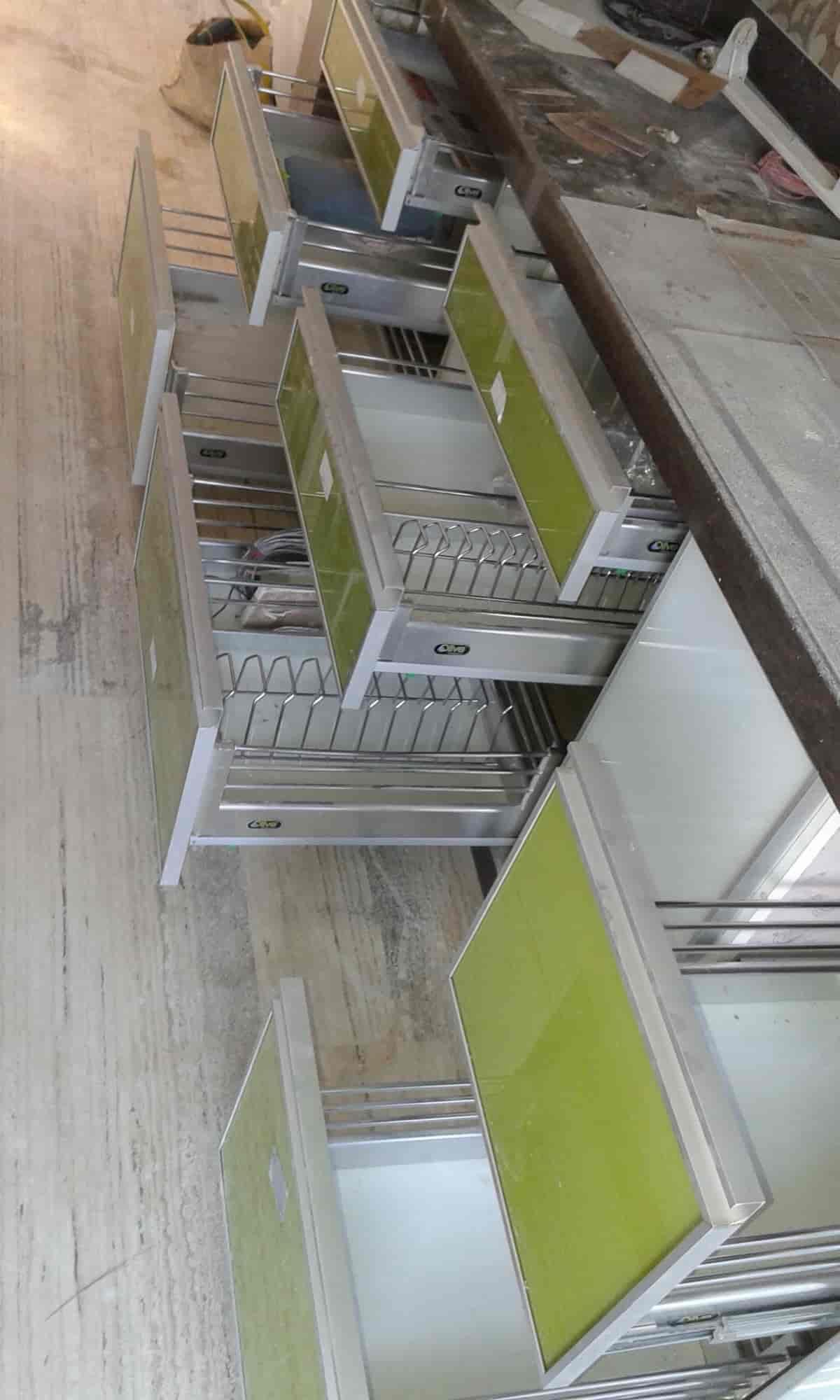 Evergreen Interior Designing Modular Kitchen Photos Kharghar Navi