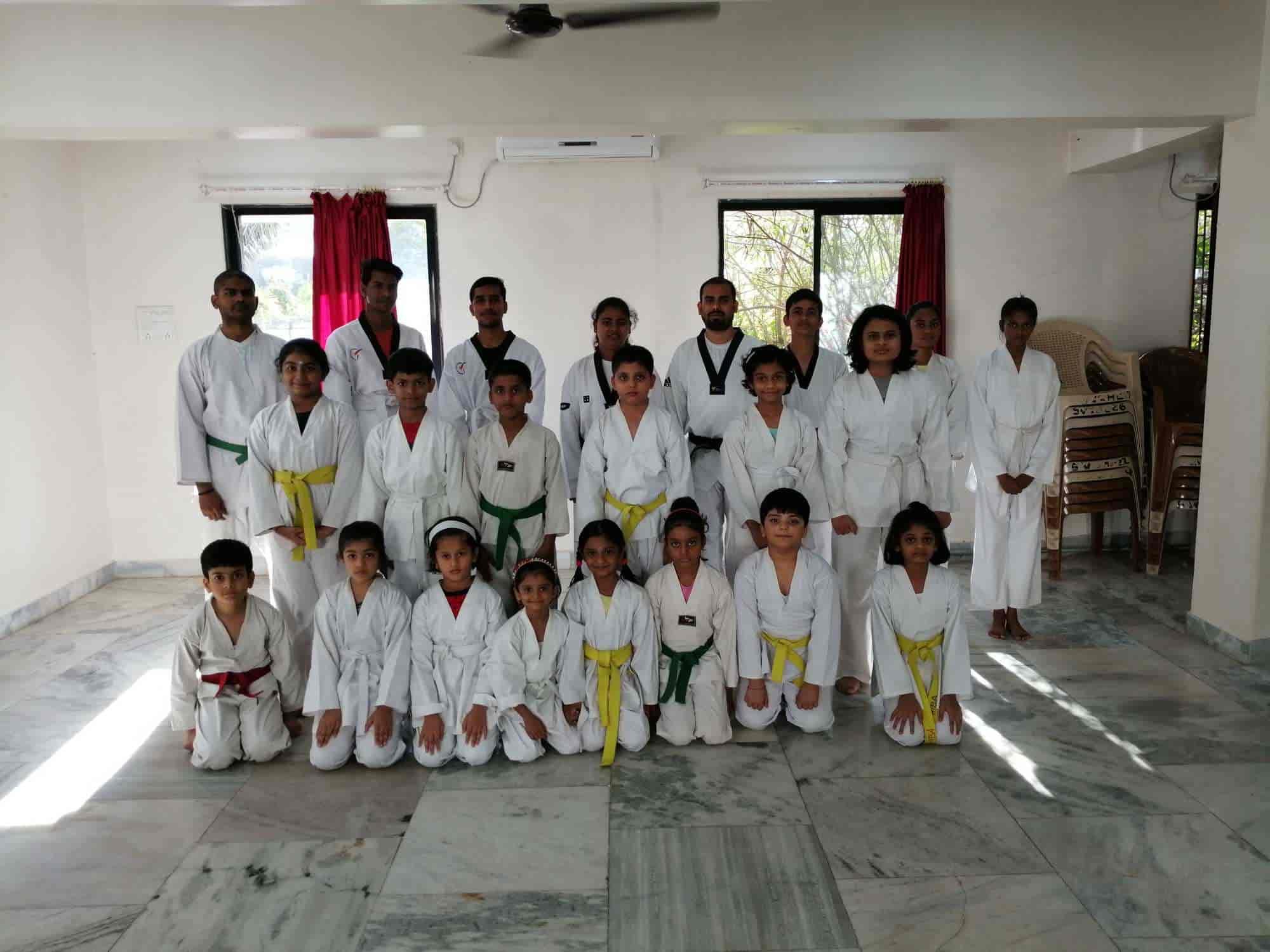 Vishal Taekwondo Academy, Cbd Belapur Sector 15 - Karate