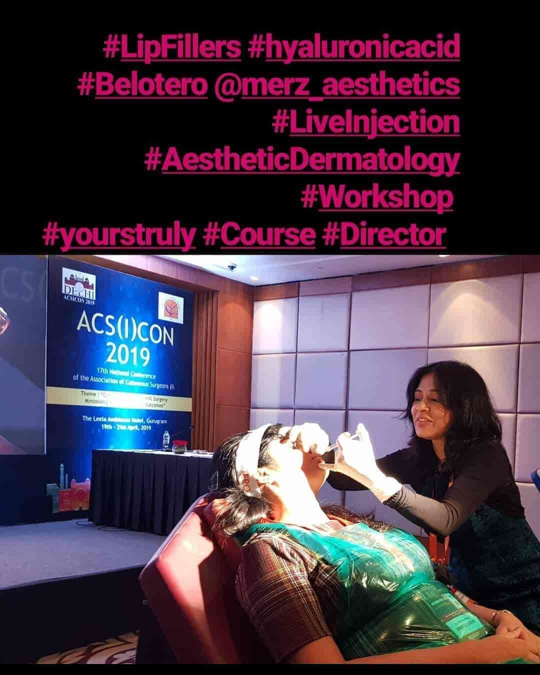 Dr  Jaishree Sharad (skinfiniti Aesthetic Skin & Laser Clinic