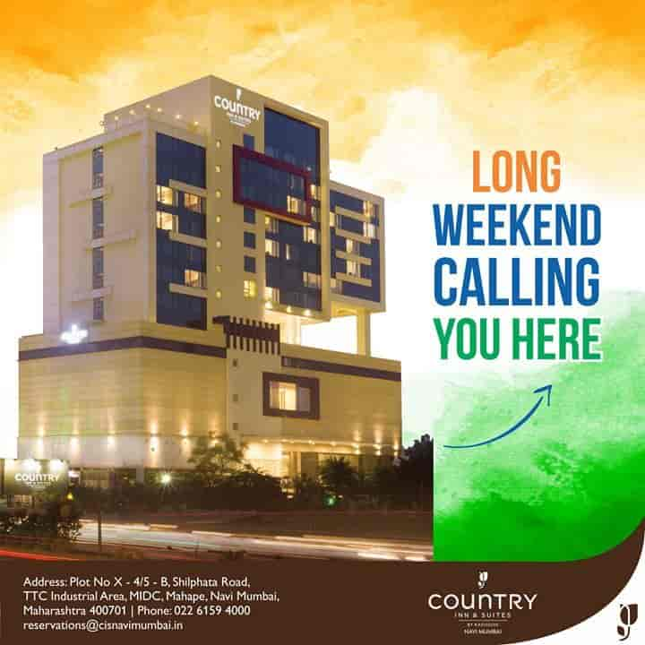Hotel Country Inn Suites Ghansoli Ac Banquet Halls 301