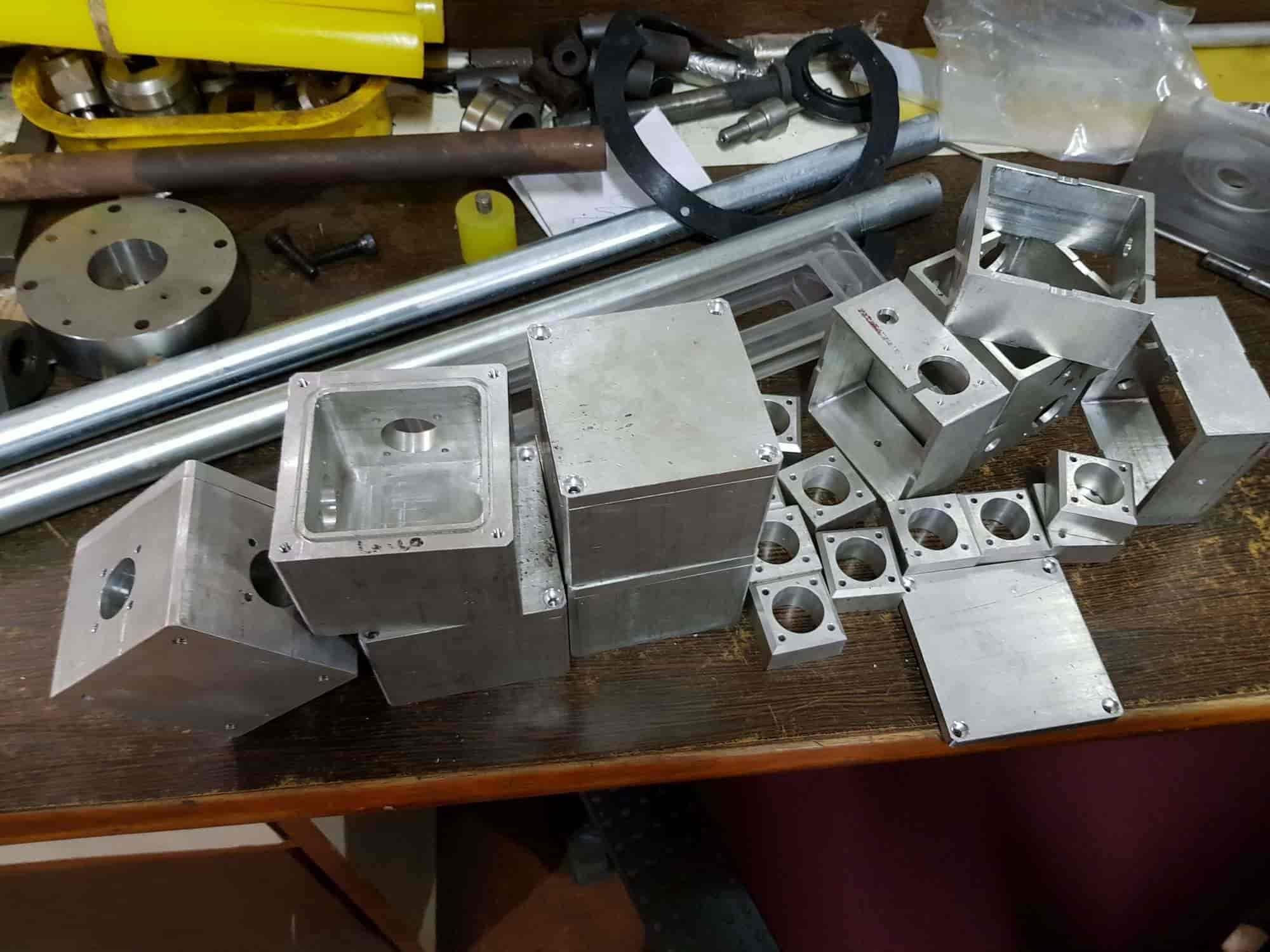 Super Tools & Dies, Rabale - CNC Job Works in Navi Mumbai
