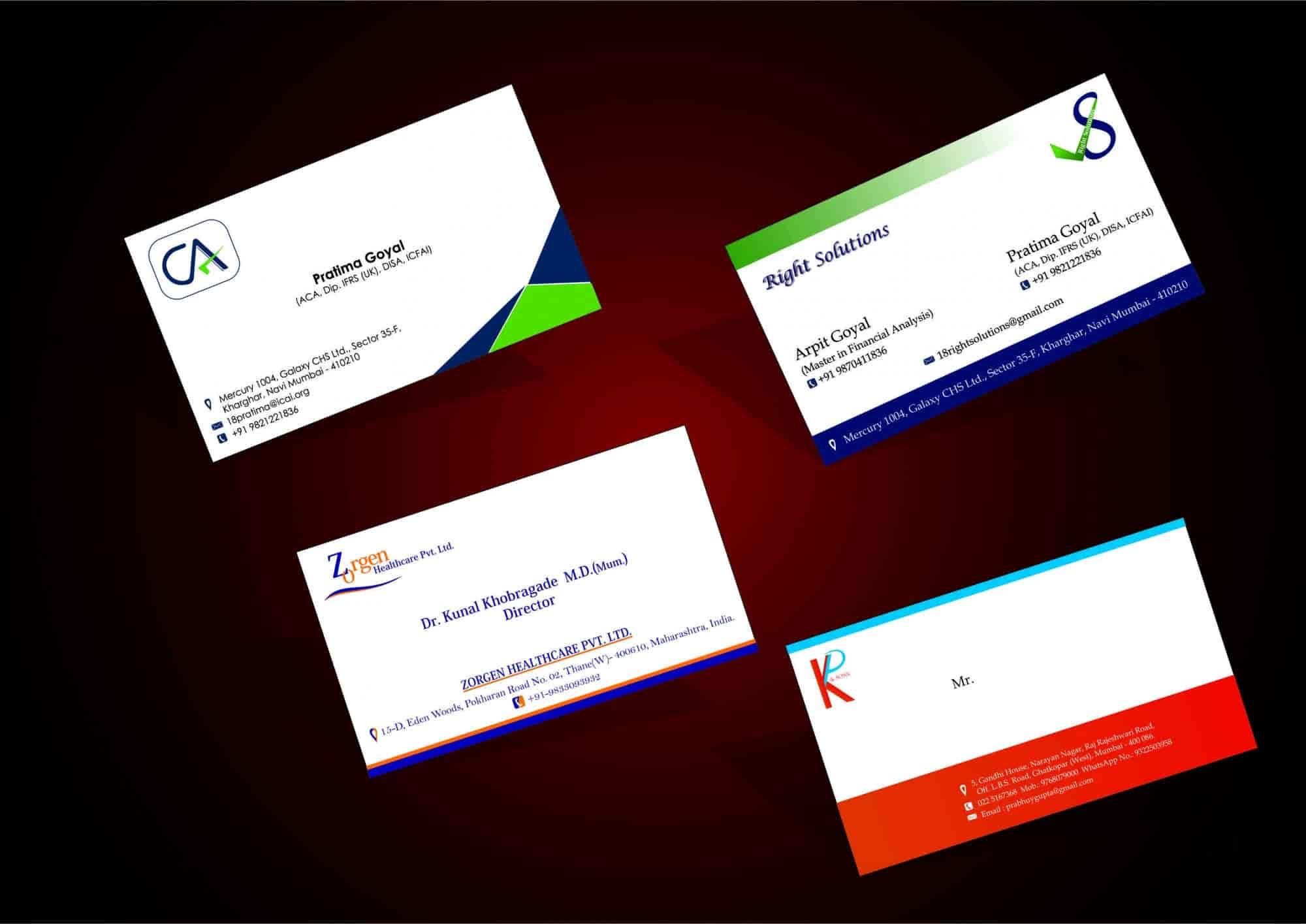 Adwaik creative concepts photos kopar khairane mumbai pictures visiting card design adwaik creative concepts photos kopar khairane navi mumbai computer reheart Choice Image