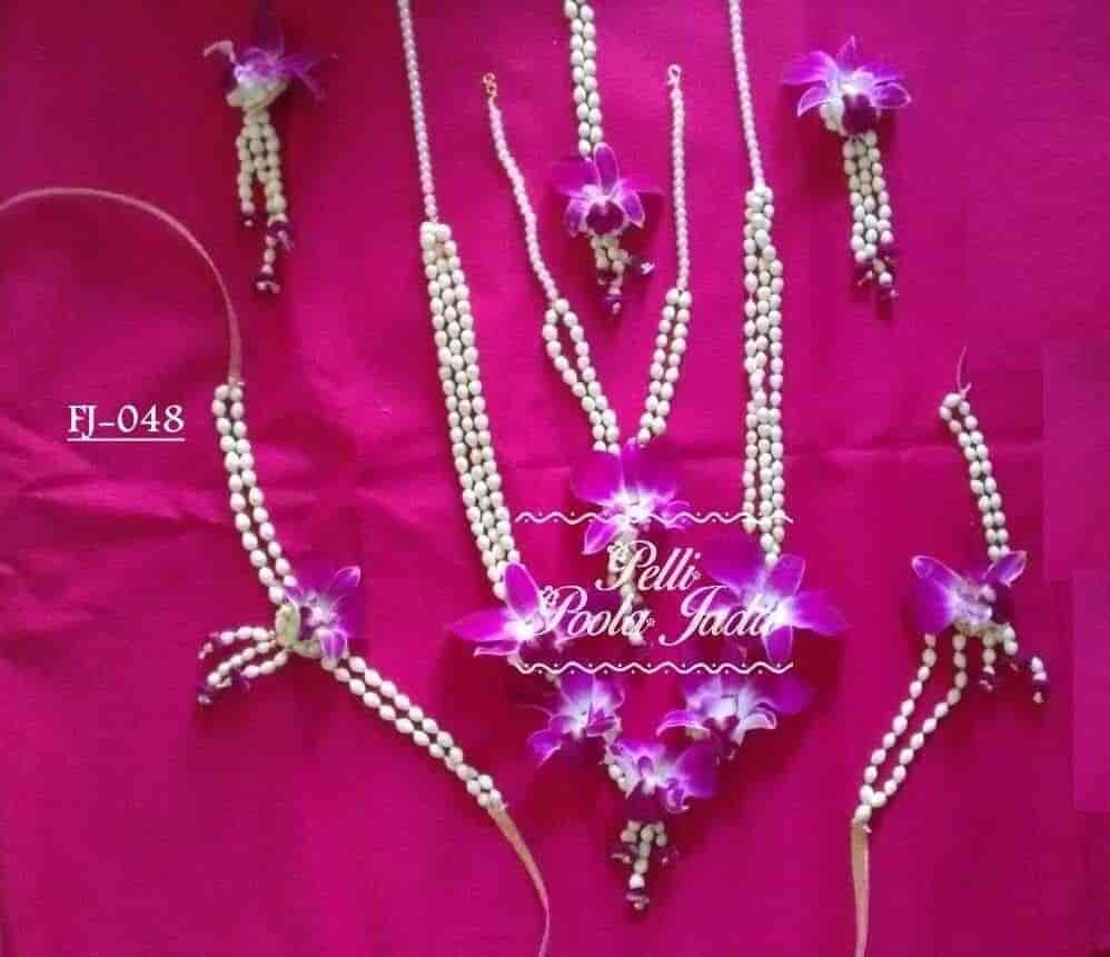 Anoo Flower Jewellery, Kharghar Sector 10 - Flower Jewellery ...