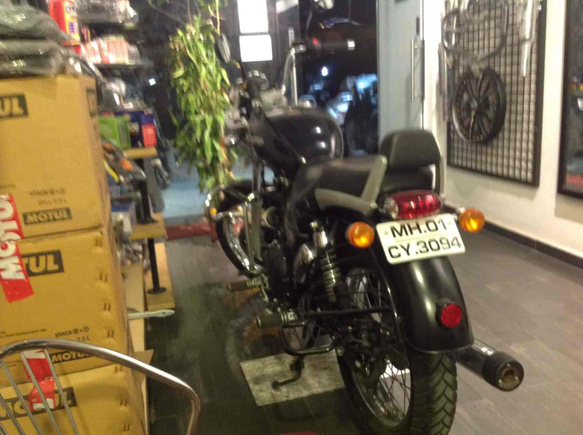 Twin City Motors >> Twin City Motors Nerul Motorcycle Repair Services In